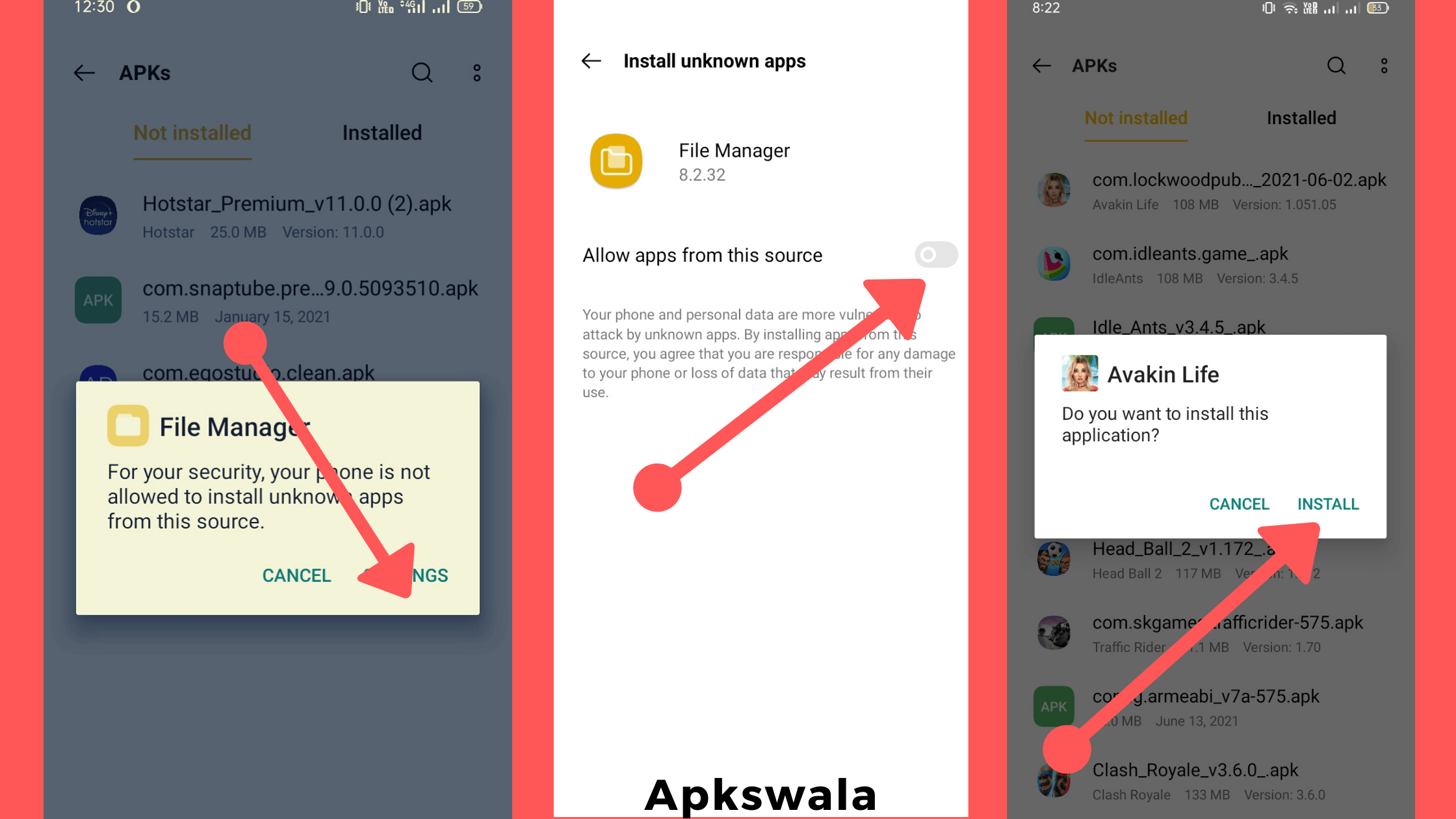 How To Install Avakin Life Mod Apk